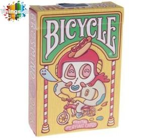 Karty na poker Bicycle Brosmind limitovaná edícia