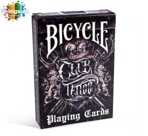 Karty na poker Bicycle Club Tattoo limitovaná edícia